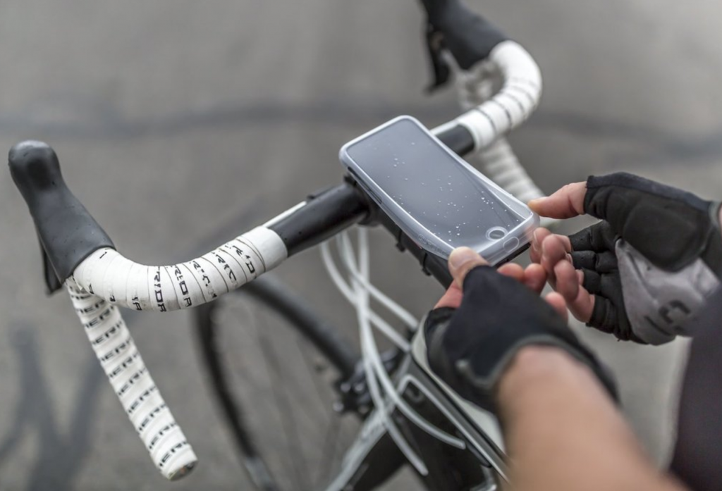 Quadlock Bike 22 1024x697 REVIEW: Quad Locks iPhone X Bike Mount Offers A Worry Free Ride