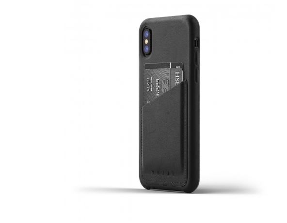 mujjo iphone x case REVIEW: Mujjos iPhone X  Leather Wallet Case Is Perfect For The Suited Man