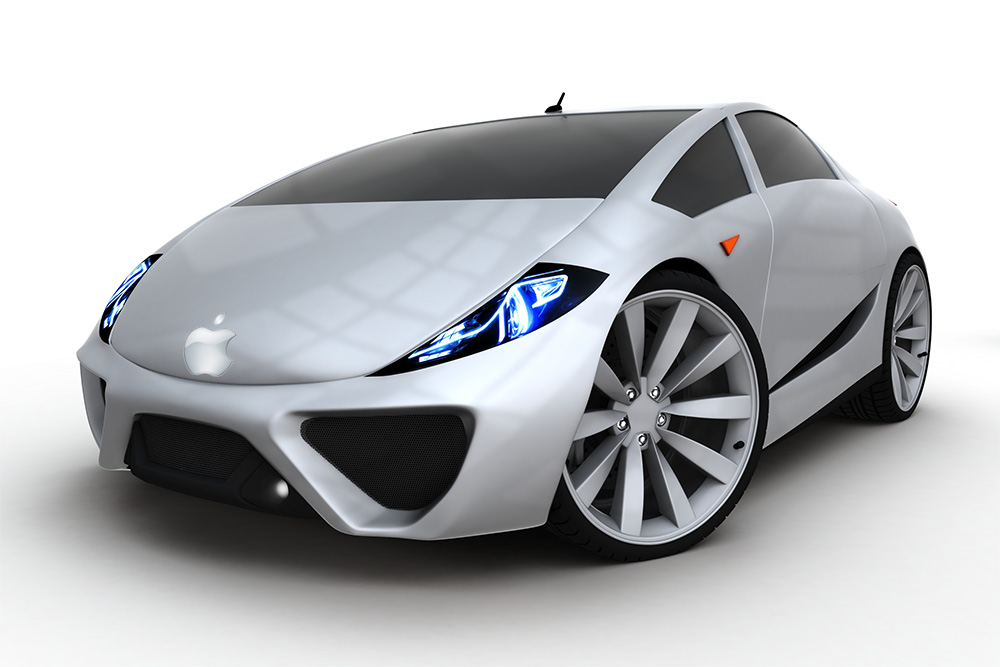 Apple car 2 Apple Ramps Up Secret Self Driving Cars Project