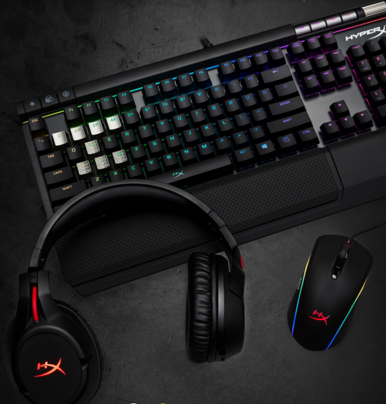 Hyper X Gaming Mouse Keyboard 1 REVIEW: HyperX Alloy Elite RGB Keyboard Fuses Style With Substance