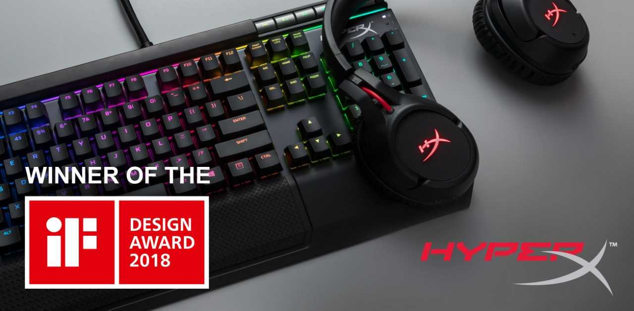 Hyper X design awards REVIEW: HyperX Alloy Elite RGB Keyboard Fuses Style With Substance