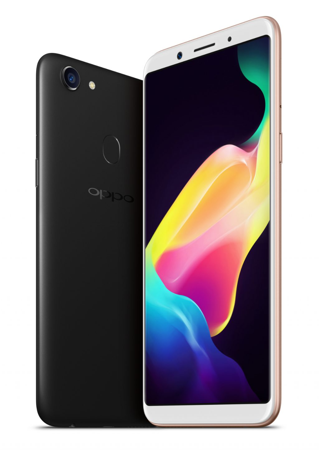 OPPO A73 Gold Black Combination v1 RGB 1024x1445 REVIEW: Oppo A73, The iPhone Clone Obsessed With Beautiful Selfies