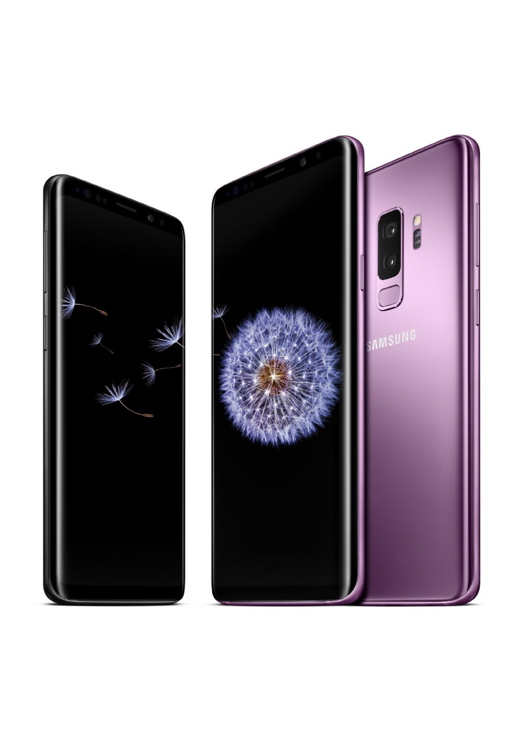 Samsung Galaxy S9 S91 1024x1447 Galaxy Note 9 Tipped To Forgo In Display Fingerprint Scanner