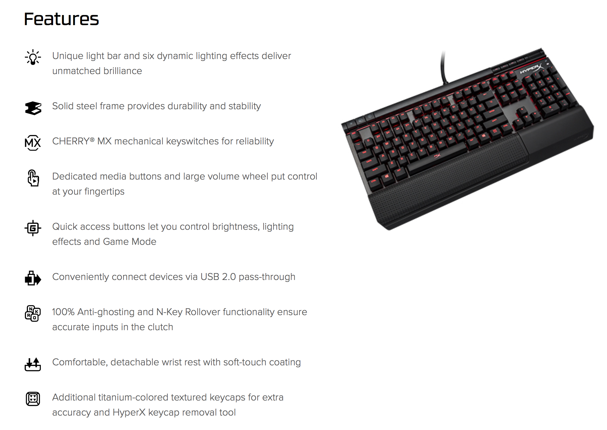Screen Shot 2018 03 21 at 10.58.01 pm REVIEW: HyperX Alloy Elite RGB Keyboard Fuses Style With Substance