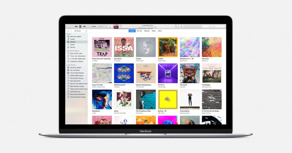 Apple is ending the iTunes LP album format