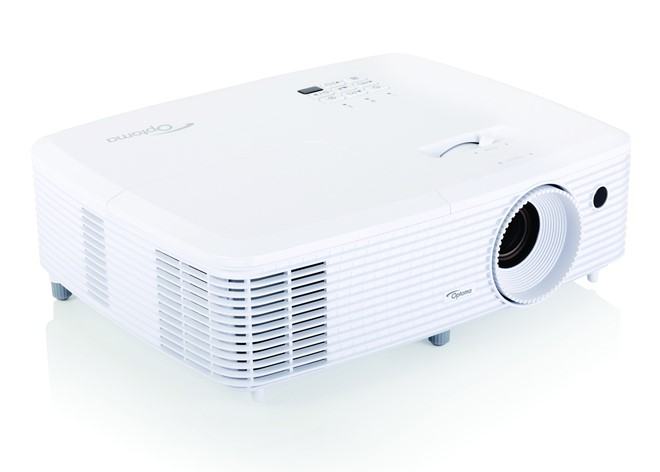 optoma Optoma HD27E Is The Brightest, Cheapest HD Projector Yet