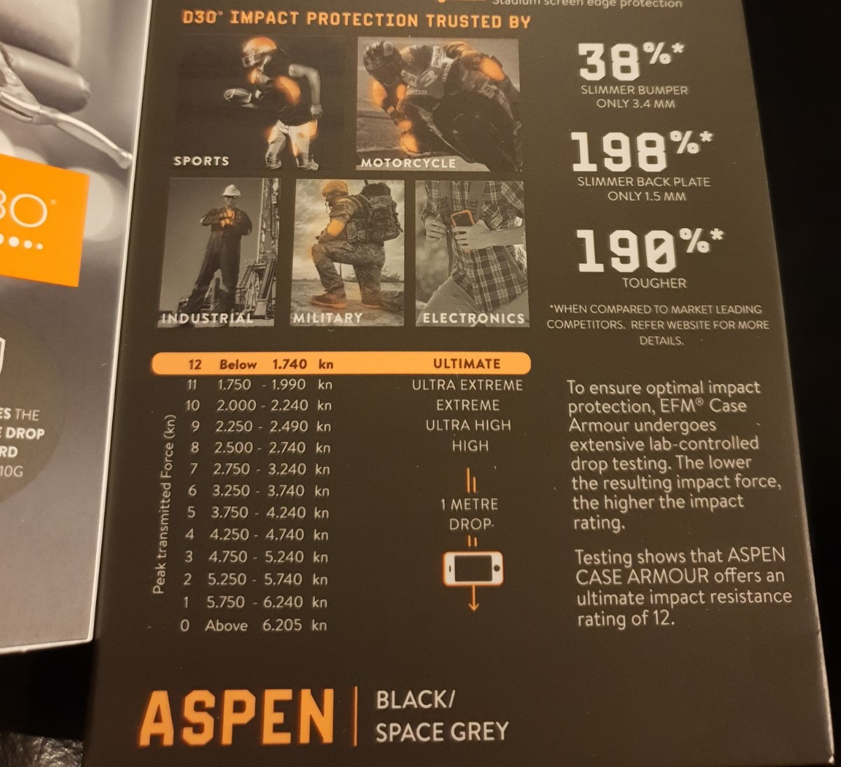 20180404 192313 REVIEW: EFM Galaxy S9+ Aspen Case & Screen Protector   A Mighty Combo