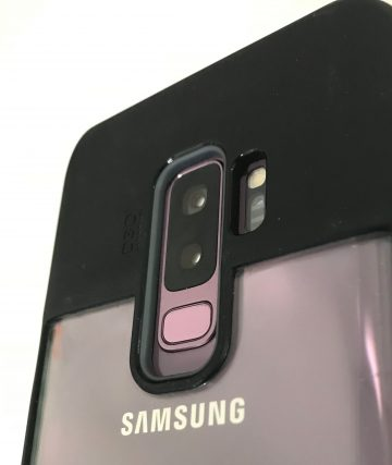 IMG 3960 360x427 REVIEW: EFM Galaxy S9+ Aspen Case & Screen Protector   A Mighty Combo