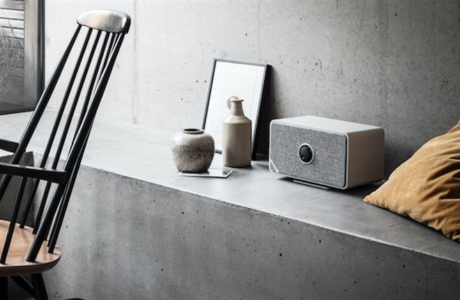 ruark angle 660x430 Ruark Unveils High Fashion MRX Bluetooth Connected Speaker