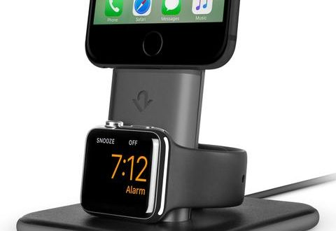 HiRise Duet for Apple Watch iPhone iPad 480x330 REVIEW: Twelve South's HiRise Charger Gets It Done In Style