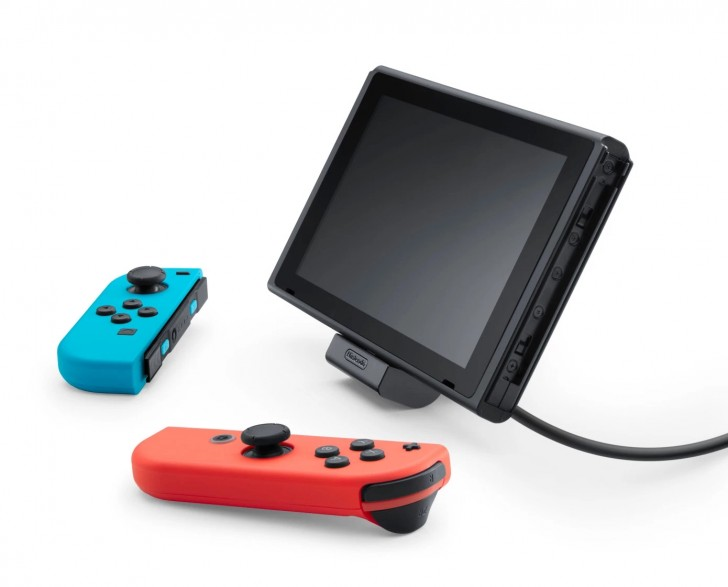 Nintendo Switch Stand 2 Nintendo Unveils New Adjustable Charging Stand For Switch