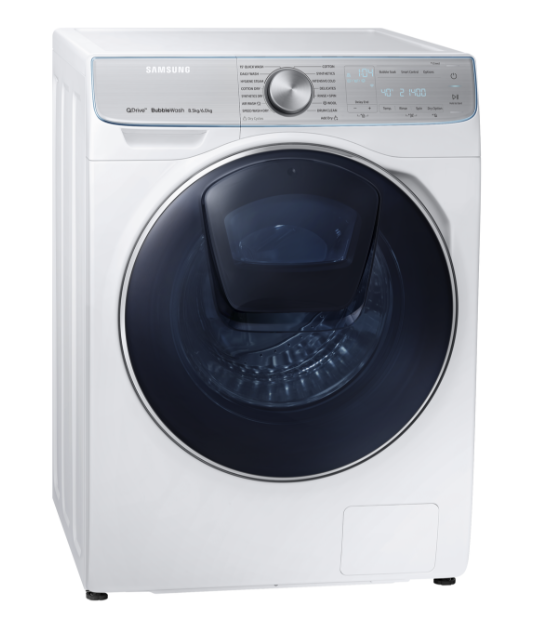 SAMSUNG QUICK DRIVE New Samsung Laundry Combo Cuts Serious Time Off A Laundry Run