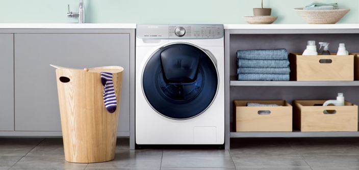 Samsung QuickDrive thumb704 F New Samsung Laundry Combo Cuts Serious Time Off A Laundry Run