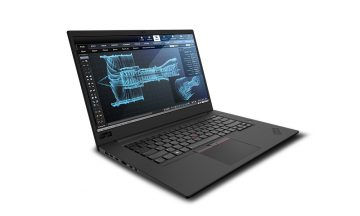 05 Thinkpad P1 Hero facing right Engineering screen 360x216 Lenovo Unveils Two New ThinkPad Workstations