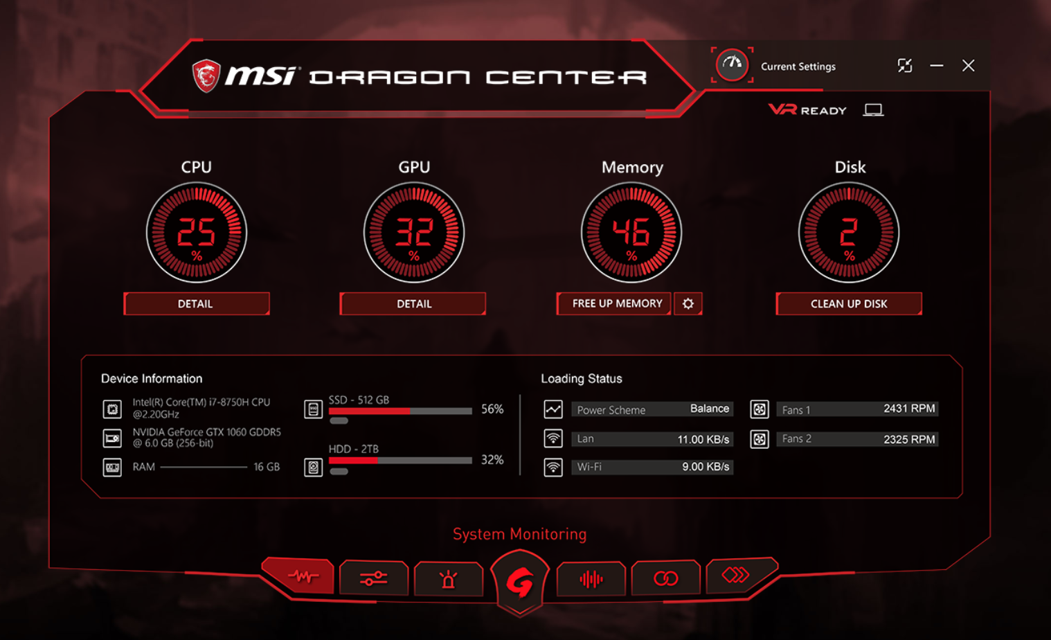 Screen Shot 2018 08 12 at 7.50.02 pm REVIEW: MSI GS65 Stealth Thin – Pretty, Powerful & Pricey