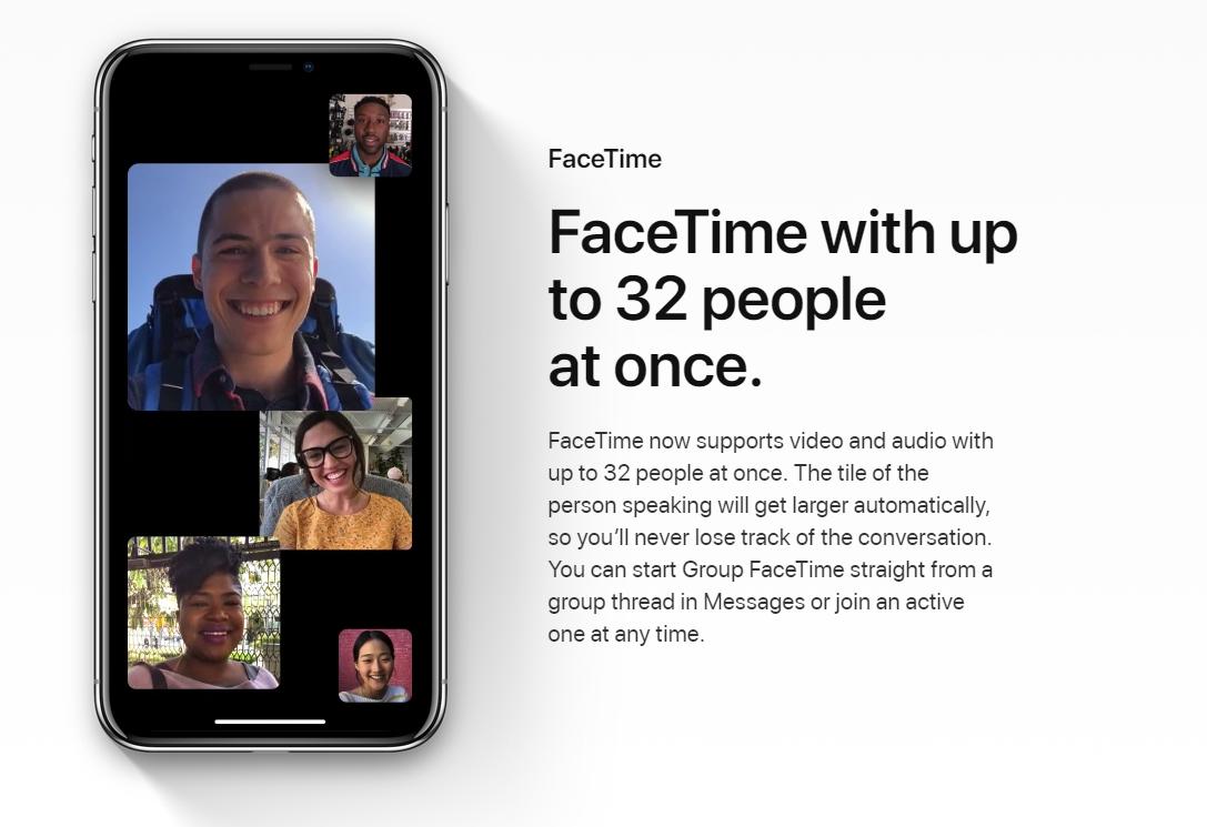 facetime FaceTime Group Calls Delayed