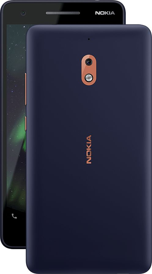 nokia 2 1 details DarkBlueCopper Nokia Releases New Low End Android Handset