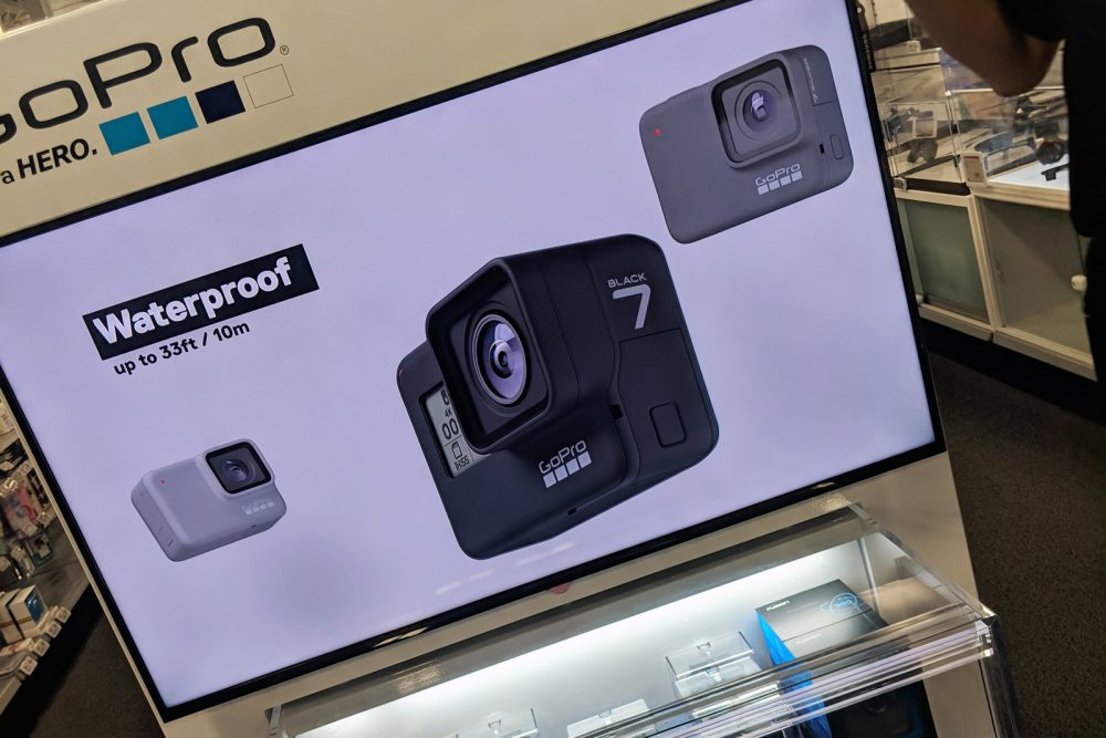 %name Leaked GoPro Hero 7