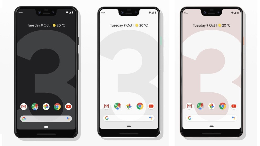 01 pixel3xl orthos liquorice au config 1 1 Googles Pixel 3 Plagued By Issues