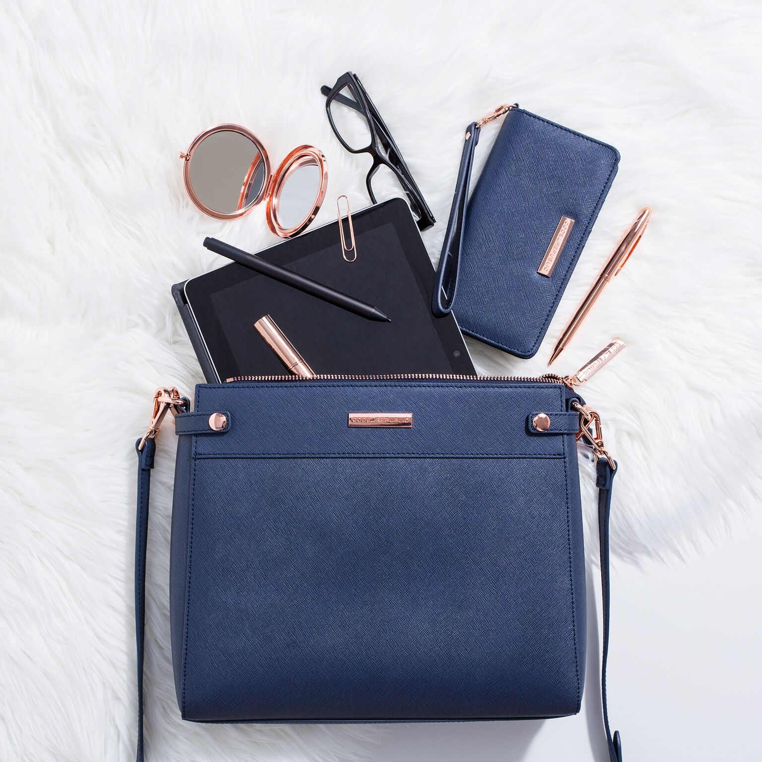 %name Code Republic Debut New Luxe Tech Accessories