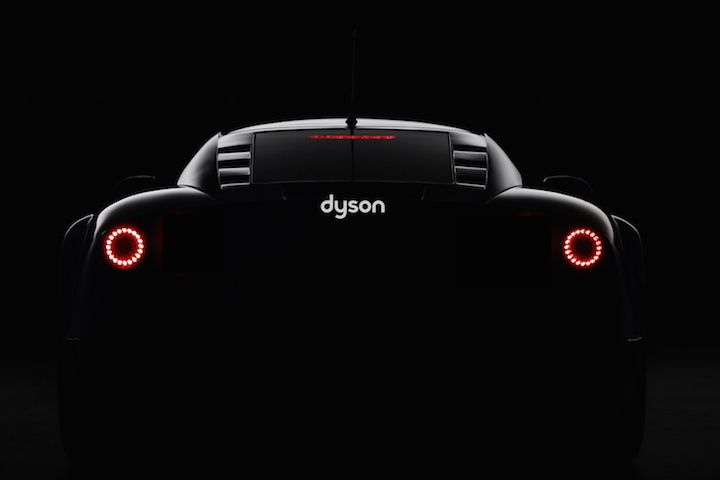 dyson electric car Dyson Set To Take On Tesla With Electric Car