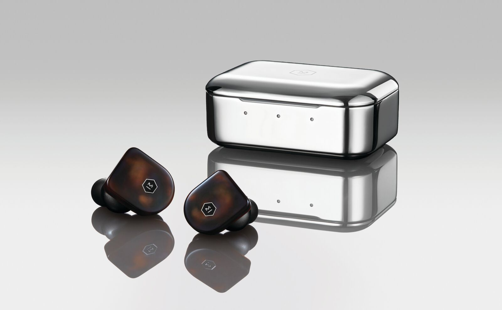 %name Master & Dynamic True Wireless Earphones Land in Oz