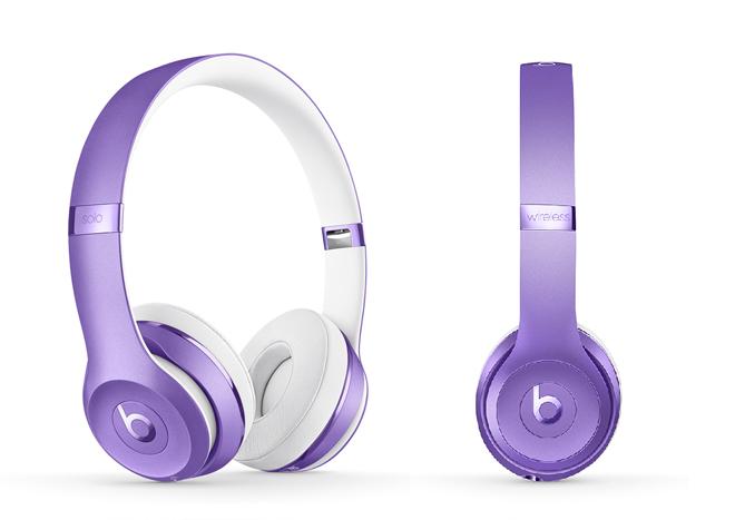 beats purple aldi headphones ALDI Unveils Beats Wireless Headphones For $199