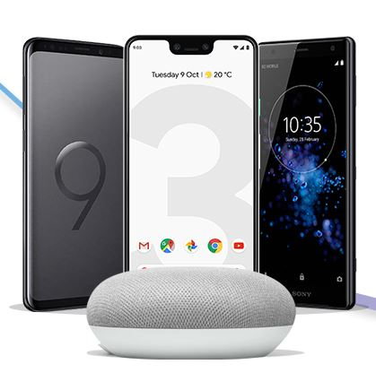 pixeltelstra Telstra Offer Bonus Google Home Mini With Android Phone Purchase