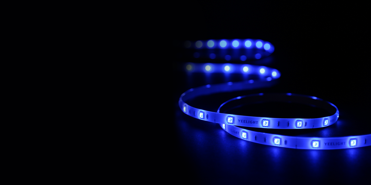 001 REVIEW: Yeelight Aurora Lightstrip Plus – Cheap & Cheerful