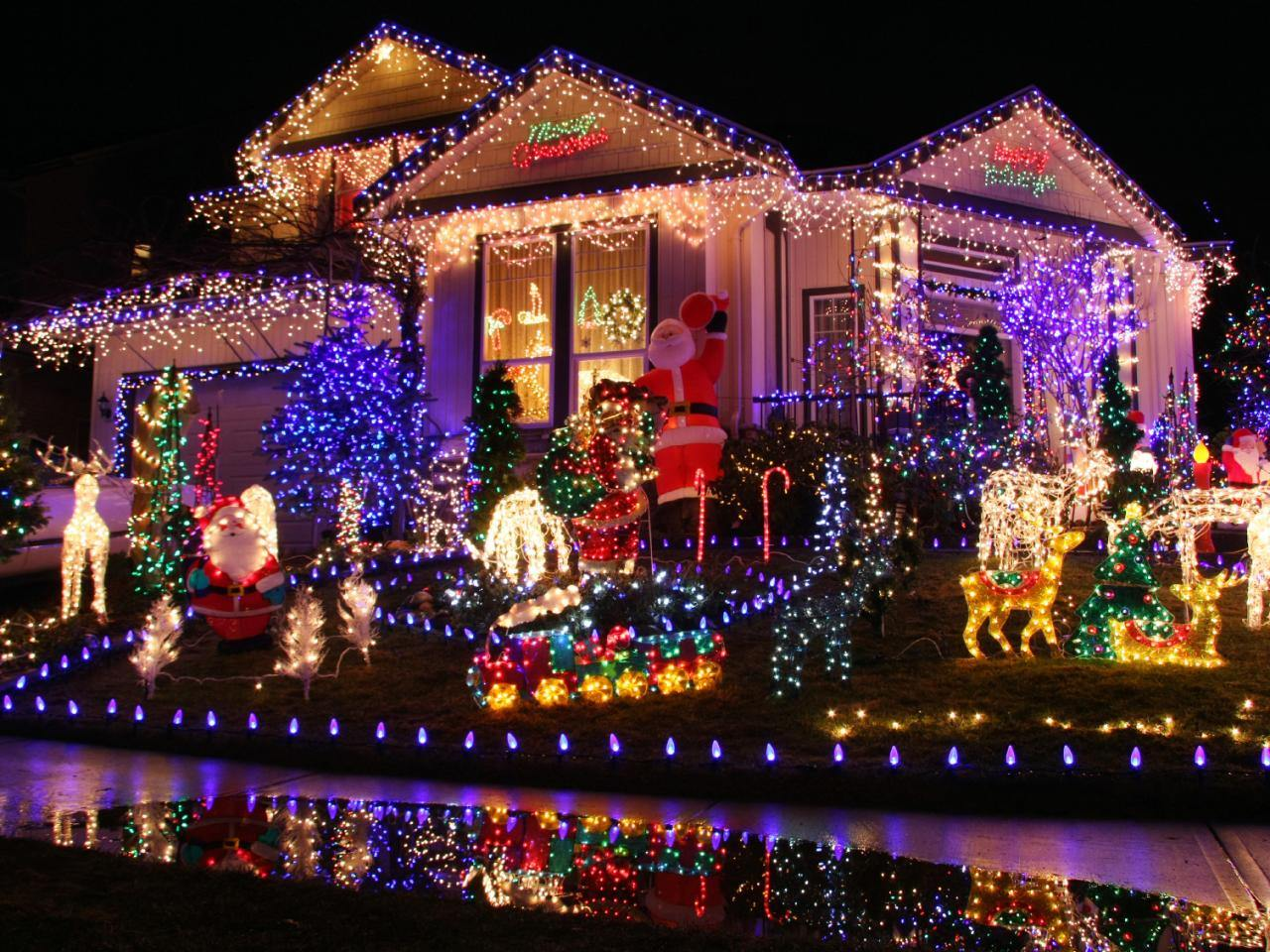 Used Commercial Christmas Decorations Lovely Buyers Guide For The Best Outdoor Christmas Lighting Smarthouse