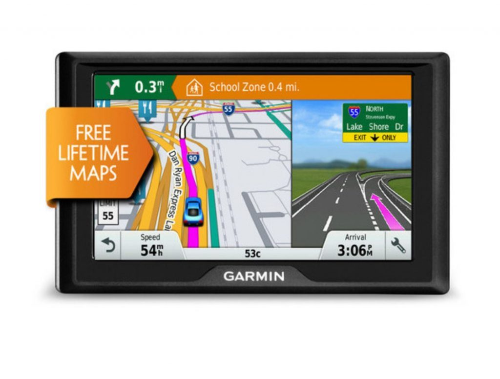 Garmin free lifetime maps 1024x777 TomTom, Garmin & NavMan Drop 'Lifetime' Claims