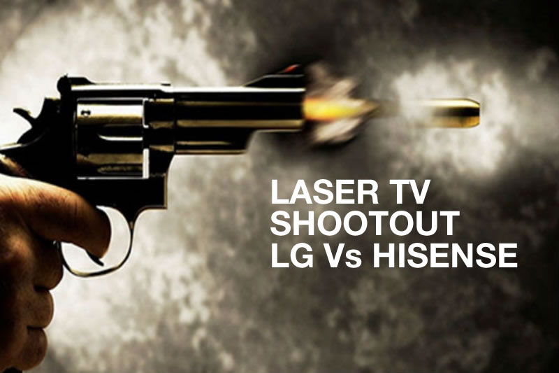 Laser TV Shootout Laser TV Shootout LG Vs Hisense Which Is Best