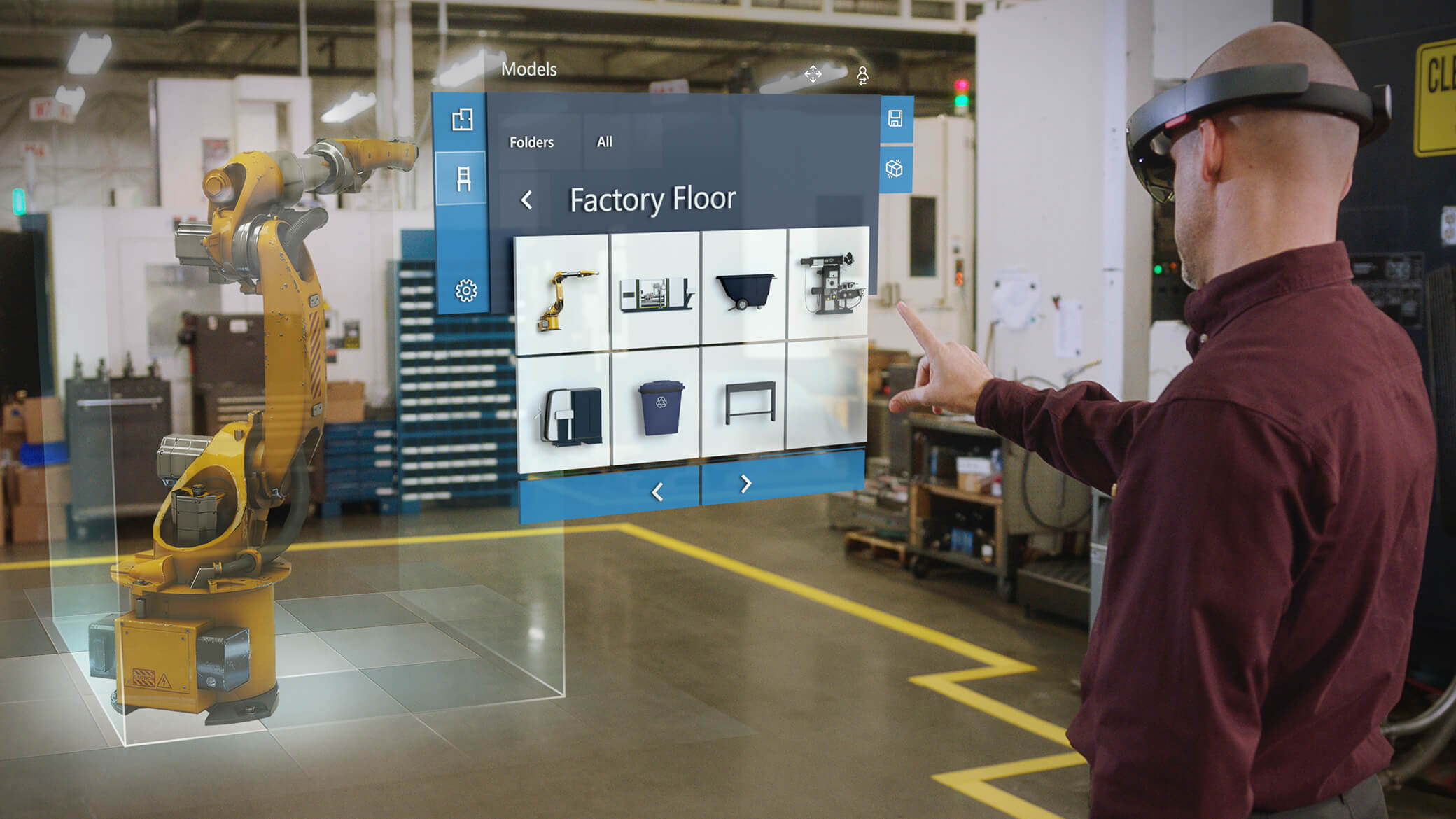6953b54e0c7 Microsoft Tipped to Reveal Hololens 2 At MWC 2019 - SmartHouse
