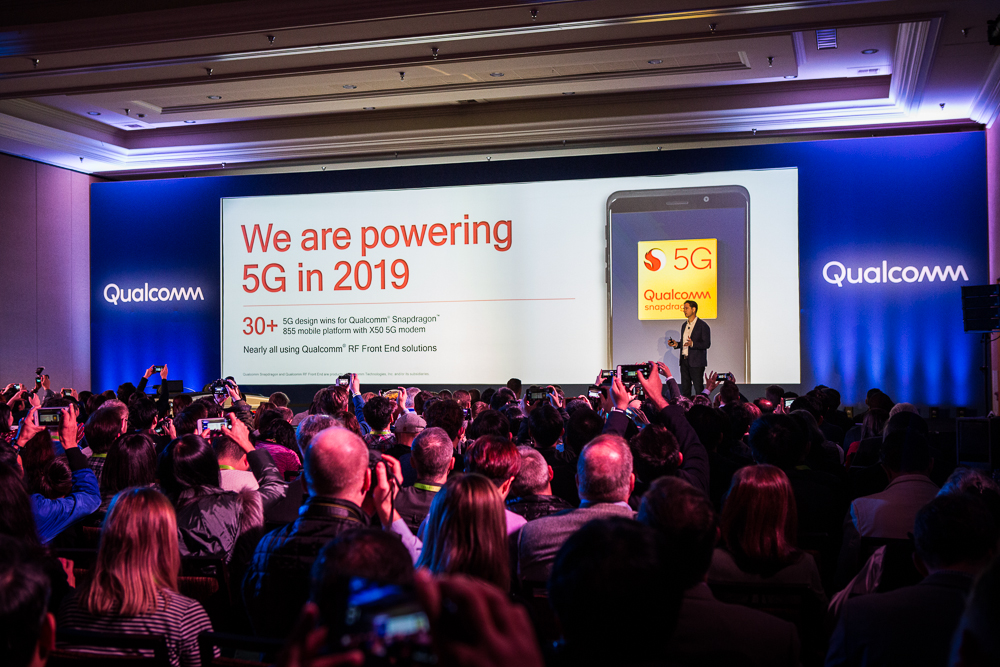 qcomm ces 2019 real5g 1 CES 2019: Qualcomm Forecast 30 5G Devices In 2019