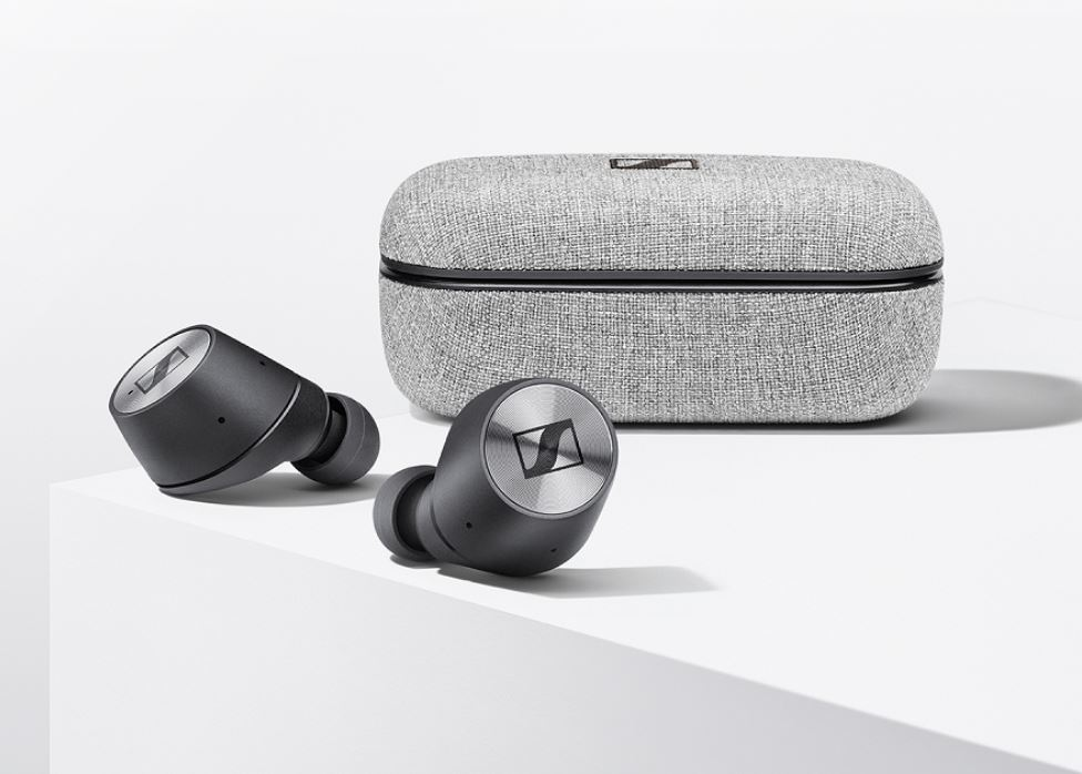 tre REVIEW: Sennheiser MOMENTUM TW Earbuds   Incredible Sound, Touchy Controls