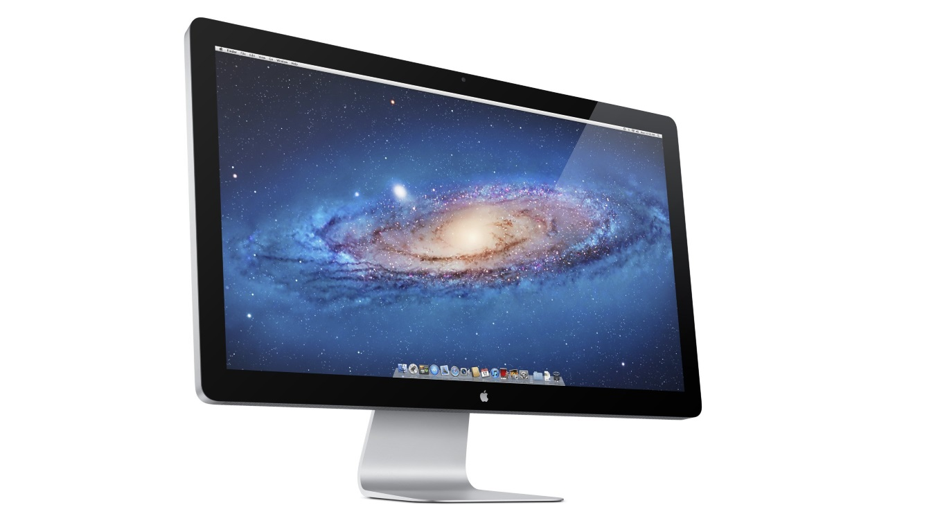 Apple 27 Thunderbolt Apple Tipped To Return To Display Market With 8K Monitor
