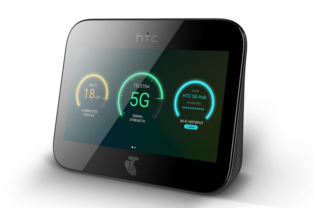 Htc Now Banks On 5G Hub - Smarthouse-6775