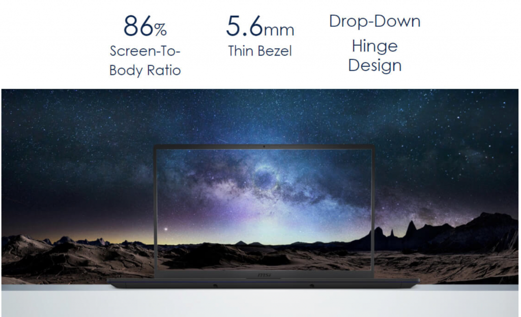 Screen Shot 2019 03 23 at 10.16.06 pm 1024x623 REVIEW: MSI PS63 Modern   Super Slim Powerhouse For Creatives