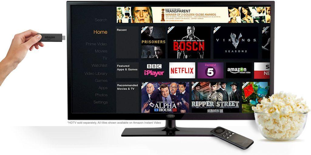 Amazon Fire TV 1024x512 Amazon Fire TV News App Rumoured