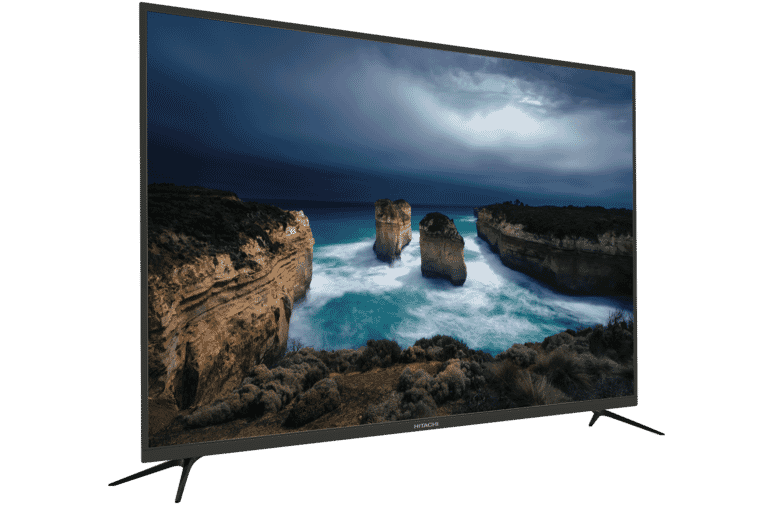 55 inch New Hitachi Televisions Aim For Premium Quality At Value Prices