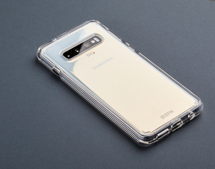 timeless design 3f6b8 ee055 REVIEW: EFM Galaxy S10+ Case & Screen Armour - Slim & Secure ...