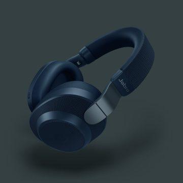 Jabra Elite 85H Navy Back 360x360 Top Ten Premium Headphones Over $350