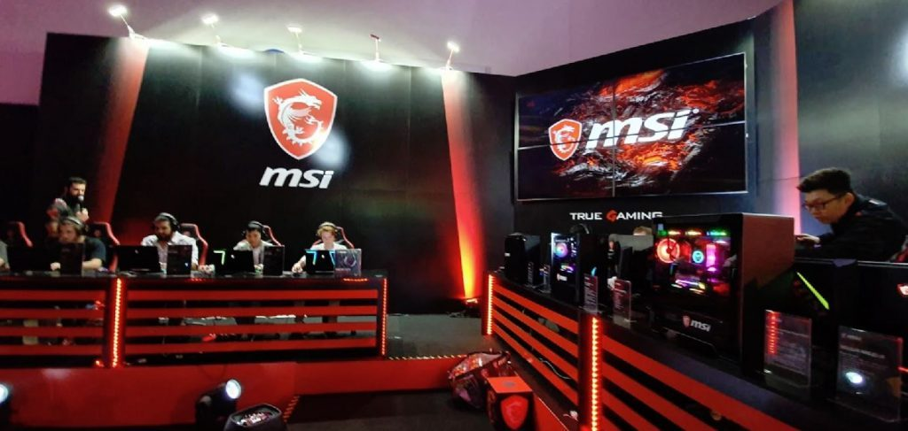 MSI Gaming 1024x487 IEM 2019: The Biggest Event On The PC Gaming Calendar, Where Was Alienware?