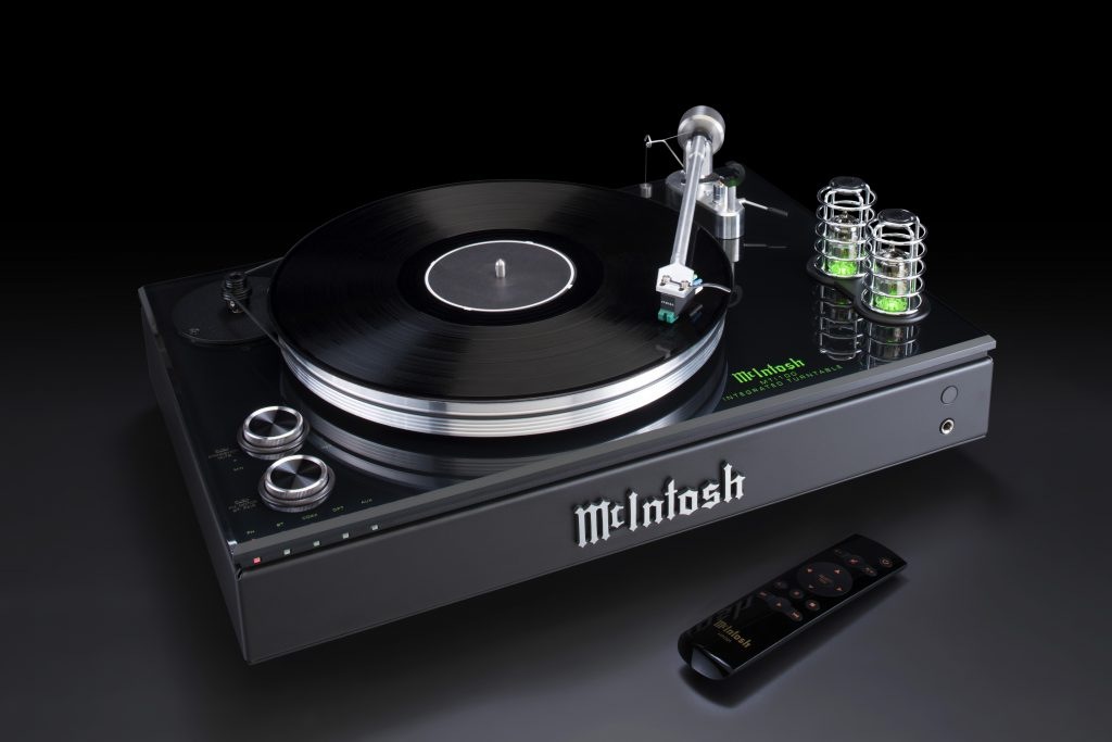 MTI100 Hero remote hi res 1024x683 All In One Turntables Offer A Modern, Minimalist Introduction To Vinyl