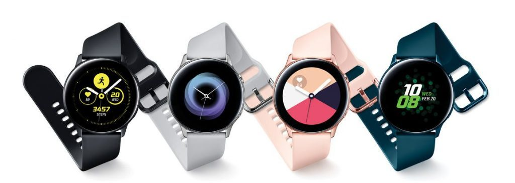 galaxy s10 accessories wearables 1024x365 FIRST LOOK: Samsung Galaxy Watch Active
