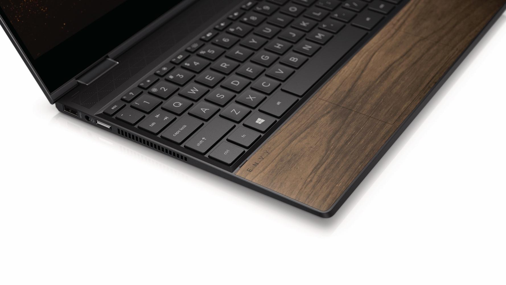 hp envy wood series 1 1 COMPUTEX: HP Adds Wooden Envy Series