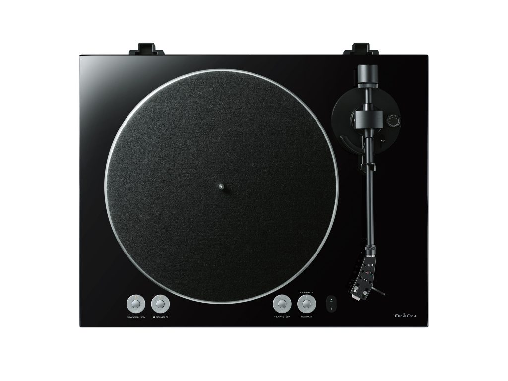 musiccast vinyl 500 1024x768 All In One Turntables Offer A Modern, Minimalist Introduction To Vinyl