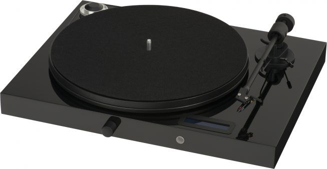UBqNbebR REVIEW: Pro Ject Juke Box E, Record Turntable + Speaker Combo