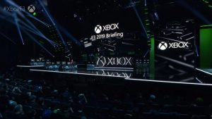 XboxE3 300x169 Xbox To Release Only One New Console 2020