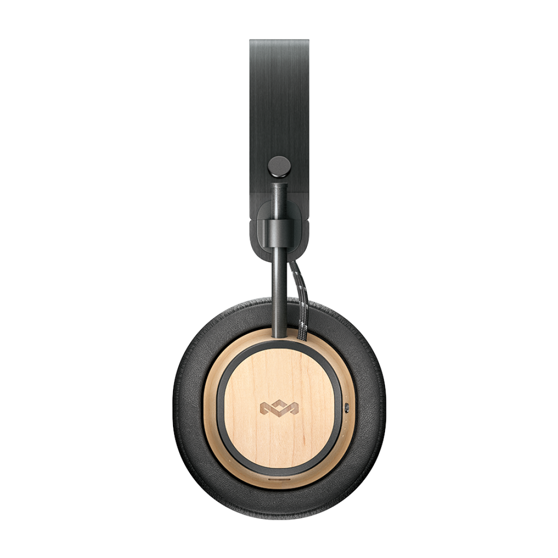 em fh051 left REVIEW: House of Marley Exodus Headphones   Sustainable Stylish Sound